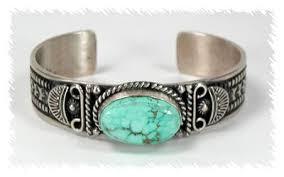 turquoise bracelet images Derrick gordon navajo turquoise bracelet small jpg
