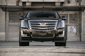 cadillac escalade front end the big test large luxury suvs motor trend