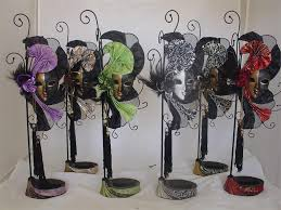masquerade centerpiece ideas 800px ideals pinterest mardi