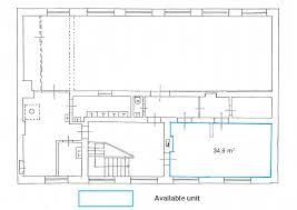 Machine Shop Floor Plan Premises To Let Andrejsala Lv