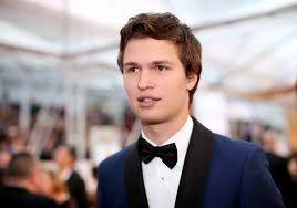 ansel elgort ansel elgort pays tribute to kyle jean baptiste after u0027les