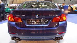 bmw b5 bmw alpina b5 bi turbo edition 50 4 4 litre v8 600 hp exterior