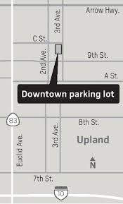 why sale of downtown upland parking lot has merchants looking side