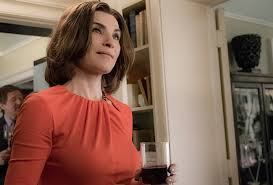 the good wife hairstyle the good wife series finale alicia florrick happy or sad ending