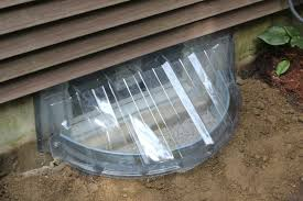 Basement Window Dryer Vent by Basement Window Well Covers For Your Basement Best Home Magazine