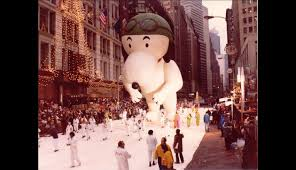 snoopy thanksgiving video macy u0027s thanksgiving day parade here u0027s who u0027s appearing fortune