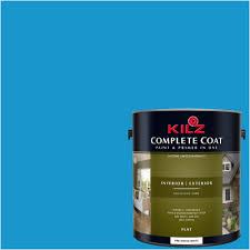 kilz complete coat interior exterior paint u0026 primer in one rd280