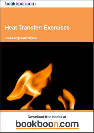 heat transfer exercise book