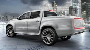 future mercedes truck mercedes benz x class pick up concept everything you need to know