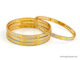 simple gold bracelet price images Gold bridal wedding bangles design new and latest collection jpg