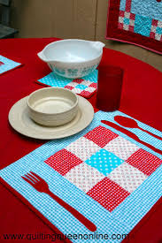 326 best placemats images on pinterest patchwork table runners