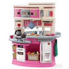 Step2 Party Time Kitchen by Step2 Lifestyle Legacy Kitchen Set Pink Step 2 Toys