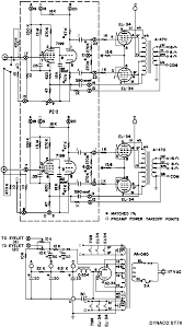 dynaco dynakit stereo 70 st70 tube amplifier schematic and manual