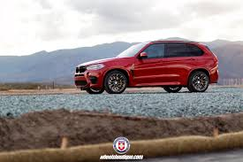Bmw X5 4 8 - classy melbourne red bmw x5 m with hre wheels