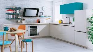 cuisine coloree entrant couleurs cuisines id es de design table manger ou autre