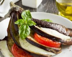 cuisiner des aubergines au four recette de aubergine au four tomate et mozzarella