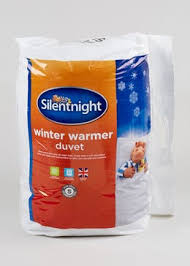 Silentnight 13 5 Tog Double Duvet Duvets Single Double U0026 King Size U2013 Matalan