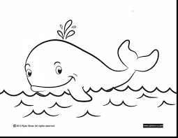 marvelous cute whale coloring pages with whale coloring page