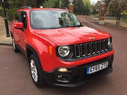 jeep cars red used jeep cars for sale in croydon surrey wheel spin uk ltd