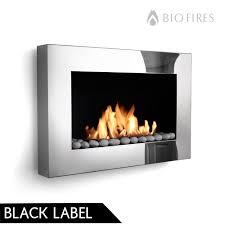 phantom flame bio ethanol fireplace