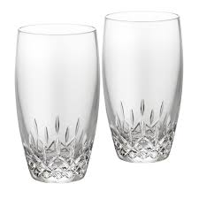 Spode Christmas Tree Martini Glasses Set 4 by Brandy Cocktail Cognac Double Old Fashioned Highball Scotch