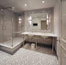 bathroom vanities u0026 cabinets with contemporary grey bathroom tiles