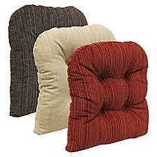 Tie On Chair Cushions Shop For Chair Pads Bar Stool Covers U0026 Rocker Cushion Sets Bed