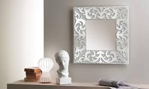 specchi con cornice specchio con cornice in vetro retr祺 meroni arreda