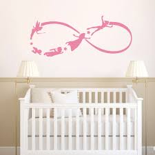 compare prices on baby wall quotes decals online shopping buy low fairy silhouette wall decal flying fairytale baby nursery girls room wall art quote 48cm x 117cm