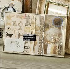 3 Ring Photo Albums Aliexpress Com Buy Diy Photo Album Vintage Chipboard Album Kit 3