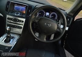 G37s Interior 2013 Infiniti G37 S Premium Coupe U0026 Convertible Review Video