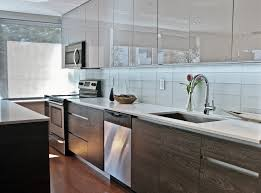 linear kitchen apartment kitchen cabinet ideas acacia cabinetworks