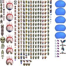 All Items Map Terraria Terraria Npcs 1 50 By Anthony The Dreamer On Deviantart