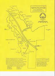 Map Alabama Alabama Gold Camp Agc Map