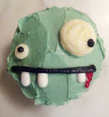 halloween cupcake ideas zombie cupcake zombie cupcakes zombie party and cake