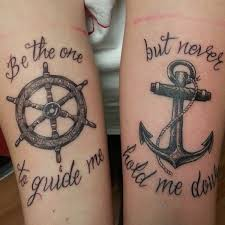 anchor tattoos with quotes 50 awesome anchor tattoos designs for