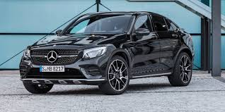 pics of mercedes suv mercedes glc coupe suv is aimed at the bmw x4 business insider