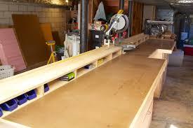 miter bench and storage from new yankee workshop plans album