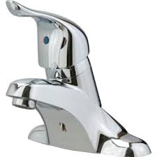 Moen Bathroom Faucet by Moen Chateau Lavatory Faucet Chrome Single Handle Hd Supply