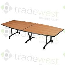 Boat Shaped Boardroom Table Mobile U0026 Foldable Boardroom Table