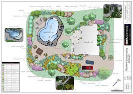 home builder design program awesome landscaping plan by landscape design on home design ideas