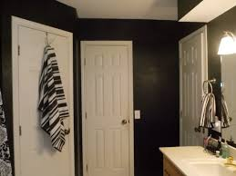 Bathroom Border Ideas by Black Bathroom Walls Best 10 Black Bathrooms Ideas On Pinterest