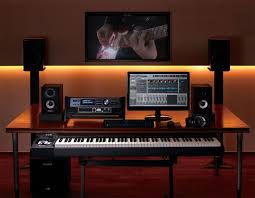 Studio Desk Diy The 25 Best Recording Studio Desk Ideas On Pinterest Studio