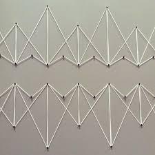 Art Decor Designs Best 25 String Wall Art Ideas On Pinterest String Art Heart