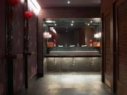 restaurant bathroom design restaurant interior design nobu restaurant bathroom lighting