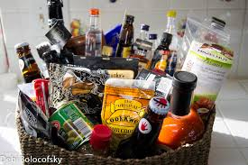 gifts design ideas birthday liquor gift baskets for men