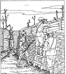 soldier coloring pages coloringsuite com