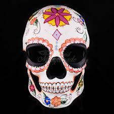 day of the dead masks day of the dead mask dia de los muertos masquerade mask orange