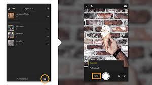 get started with lightroom for mobile adobe photoshop lightroom