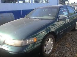 Sho Green 1993 ford taurus cars for sale